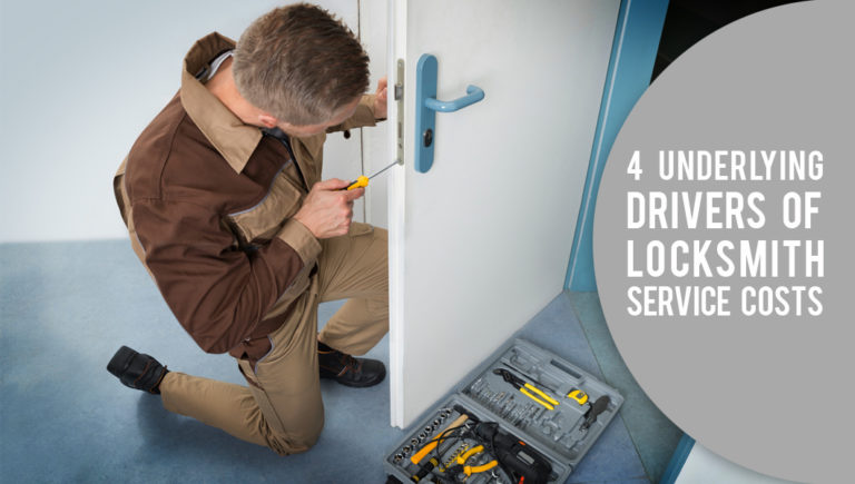 4 Underlying Drivers of Locksmith Service Costs